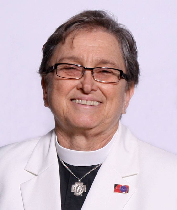 Rev Elder Dr Nancy Wilson